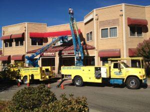 sign & lighting maintenance